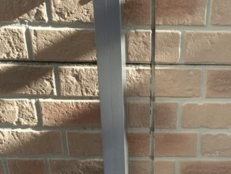 シーリング傷み外壁