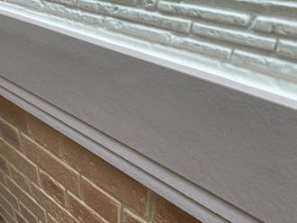 習志野市藤崎にてご希望されていた外壁のクリア塗装によるメンテナンスを実施しました