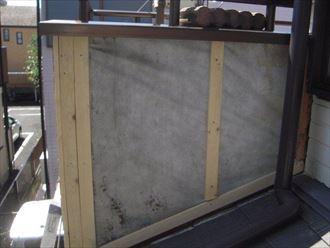 窯業系サイディングの張替工事