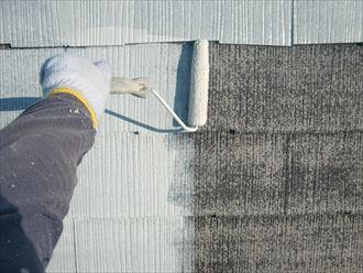塗料の吸い込み