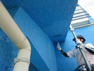 水系ファインコートシリコン(G72-50L) 上塗り