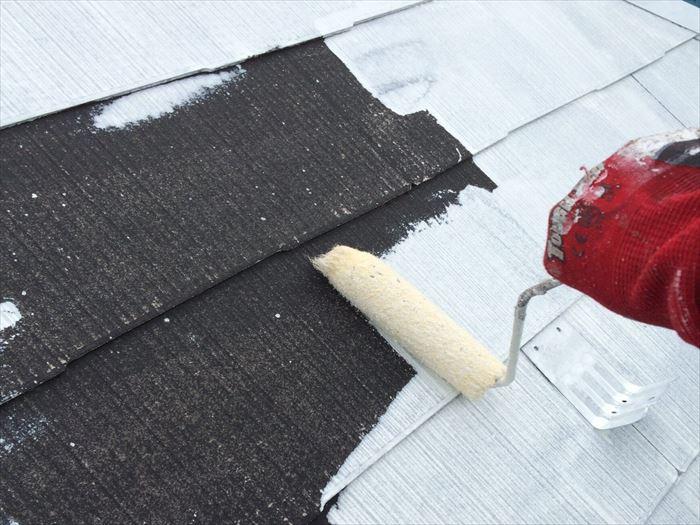 屋根材の吸い込み止め