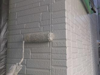 ダイヤスーパーセランフレックス No.12で外壁塗装