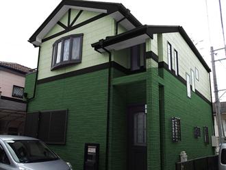 カラーシミュレーション,グリーン