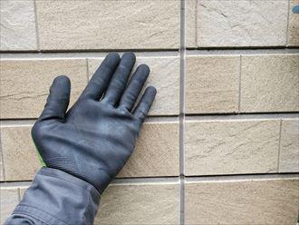 千葉市花見川区長作町にてチョーキング現象が発生しているサイディング外壁のメンテナンスのご相談
