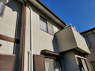 築16年で屋根と外壁塗装を検討し始めた邸宅