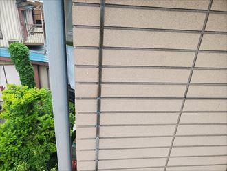 サイディング外壁のシーリング材の劣化