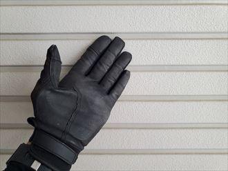 サイディング外壁のチョーキング