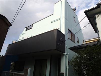 外壁塗装後の塗り替え