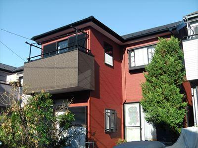 千葉市中央区の屋根外壁塗装完了