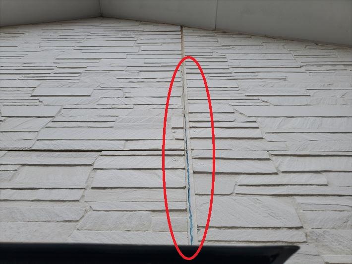 シーリング材の破断