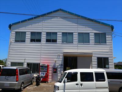 屋根カバー,外壁塗装,完了