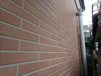 サイディング外壁調査の塗装が劣化