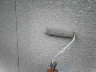 ファインパーフェクトトップで中塗り・上塗り