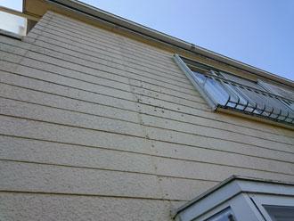 屋根外壁塗装前点検