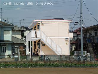 ND-461のカラーシミュレーション