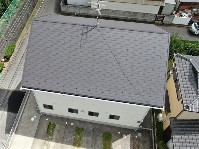 ドローンで屋根点検