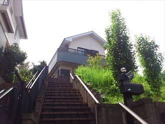 千葉市中央区の住宅塗装点検