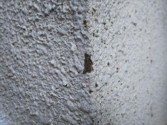 モルタル外壁剥離