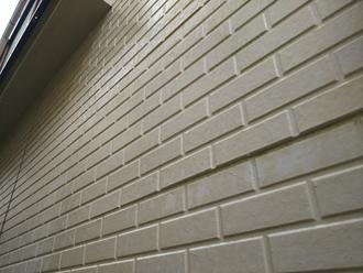 サイディング外壁の状態