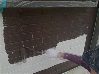 3工程の塗装