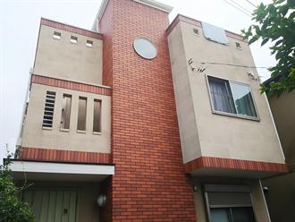 習志野市で住宅塗装点検
