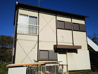千葉市花見川区天戸町の外壁塗装前点検