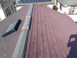 屋根メンテナンス