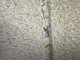 千葉市中央区都町にて外壁から雨漏り、シール工事と外壁塗装工事