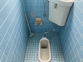 トイレ 内装工事前