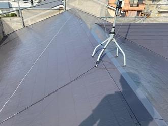 サーモアイ、屋根塗装工事