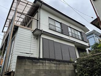 築29年で外壁のメンテナンスを検討している邸宅