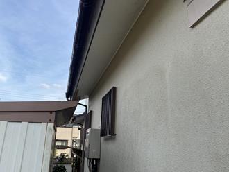 苔カビ外壁