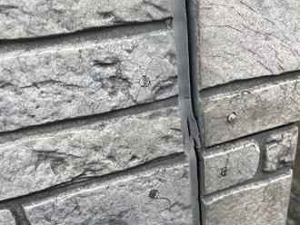 船橋市海神にてサイディングの調査、メンテナンス時期でしたので外壁塗装工事