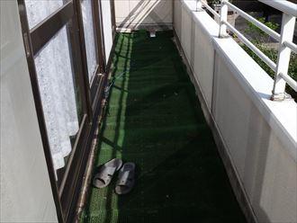 築25年の防水点検