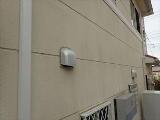 千葉市稲毛区 外壁塗装の事前調査