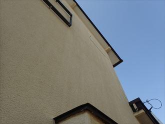 市原市光風台 モルタル外壁調査