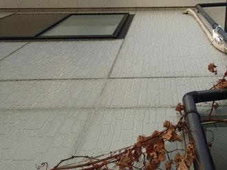 窯業サイディング外壁と目地