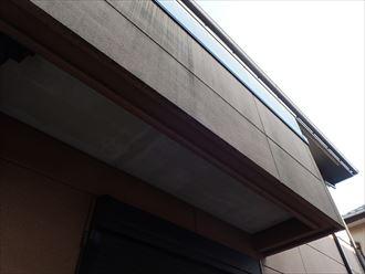 千葉市稲毛区 西側の外壁調査