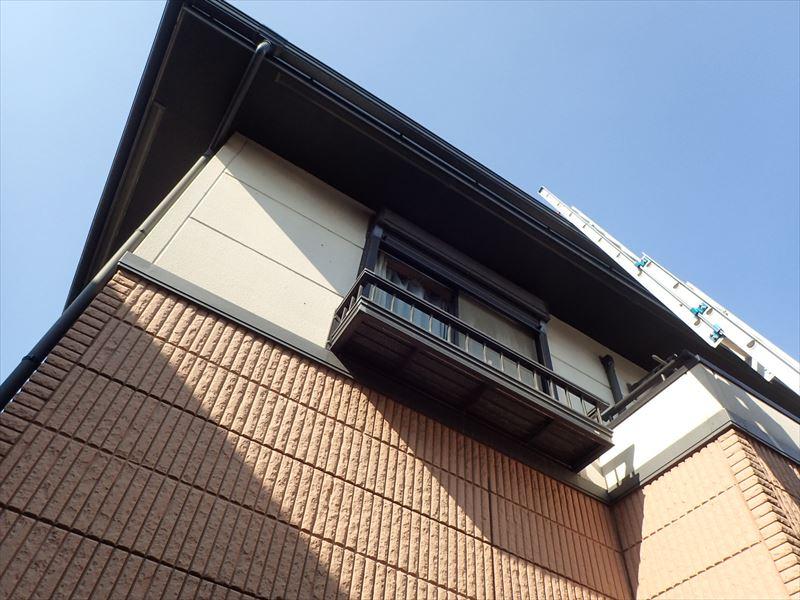 千葉市稲毛区 異なるデザイン外壁
