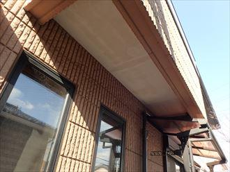 千葉市稲毛区 南側の外壁調査