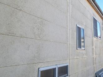 サイディング外壁にカビ・苔が発生