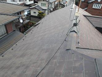 塗装経験のある屋根