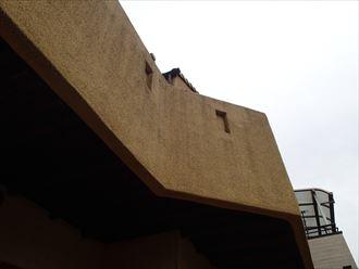 外壁塗装点検