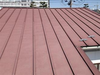 屋根の状態点検