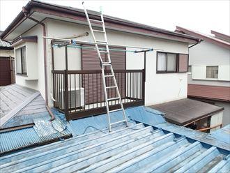 四街道市の屋根外壁塗装点検