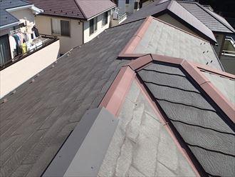 習志野市の屋根塗装