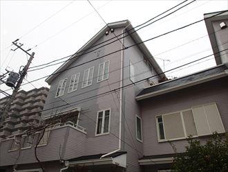 築20年の屋根塗装