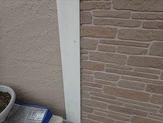 君津市 外壁の汚れ