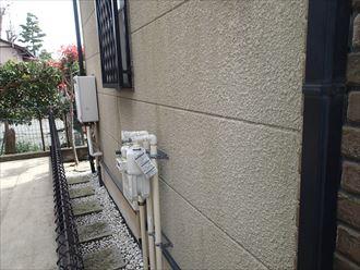 柏市西原にて築15年が経過したお住まいを調査、屋根と外壁の塗装メンテナンスが必要でした